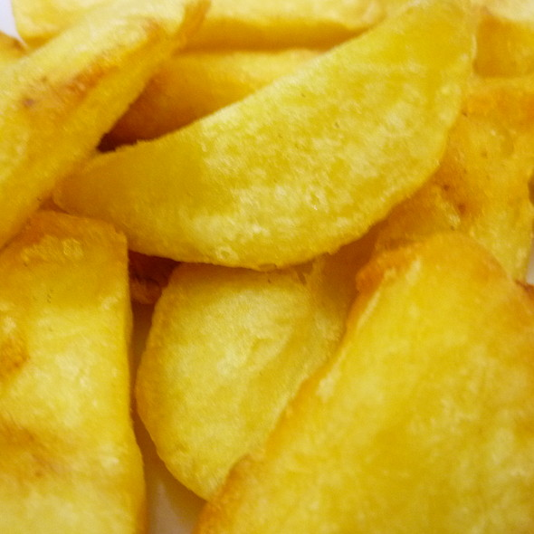 French Fries @ 200 Bis Beefsteak Nam Son