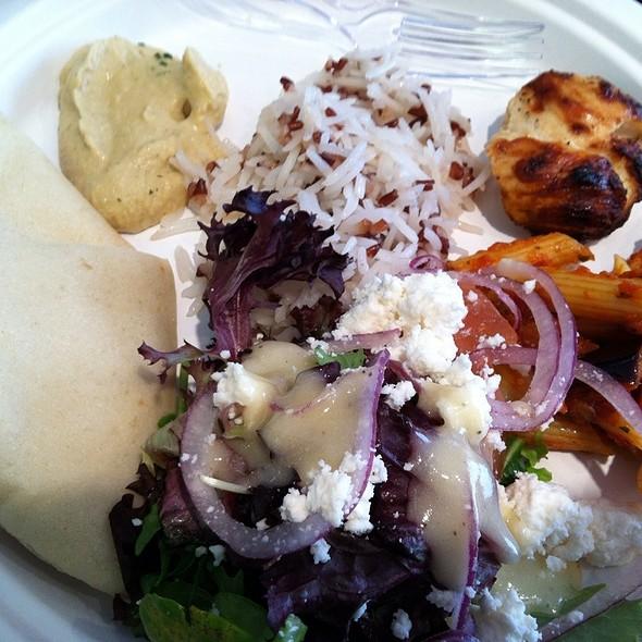 Mediterranean @ Layla Mediterranean Grill & Mezze