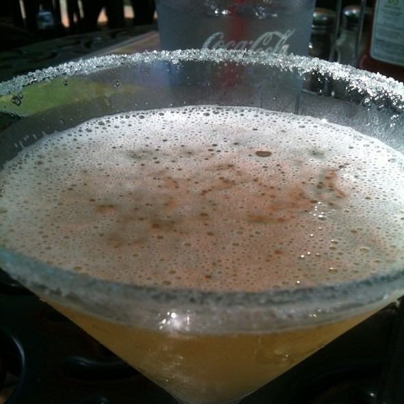 Birthday Cake Martini - Joe's on Juniper, Atlanta, GA