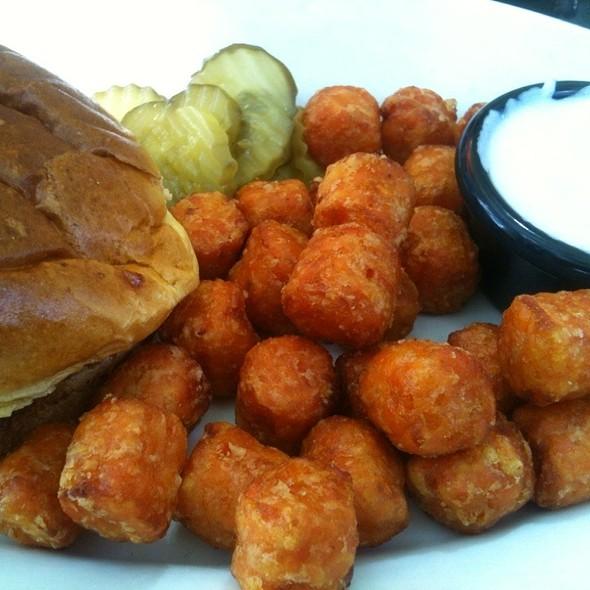 BBQ Pulled Pork Sandwich - Joe's on Juniper, Atlanta, GA
