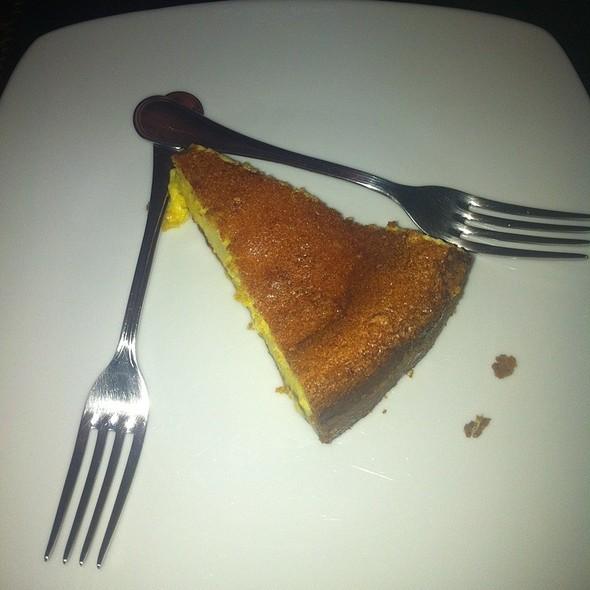 Cheesecake @ Osteria Delle Tre Panche