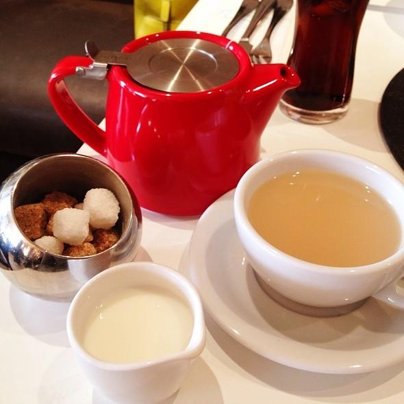 Tea Service @ ASK Restaurant Ipswich