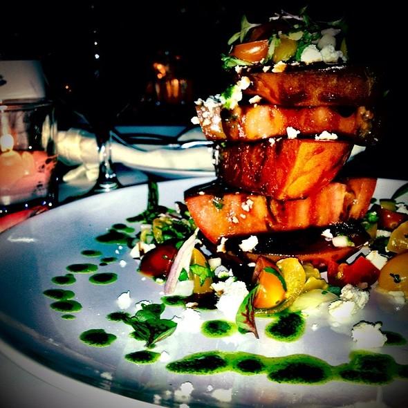 Tomato Salad @ Le souk Harem