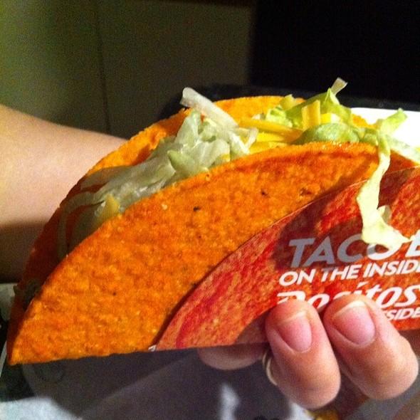 Doritos Tacos Locos @ Taco Bell