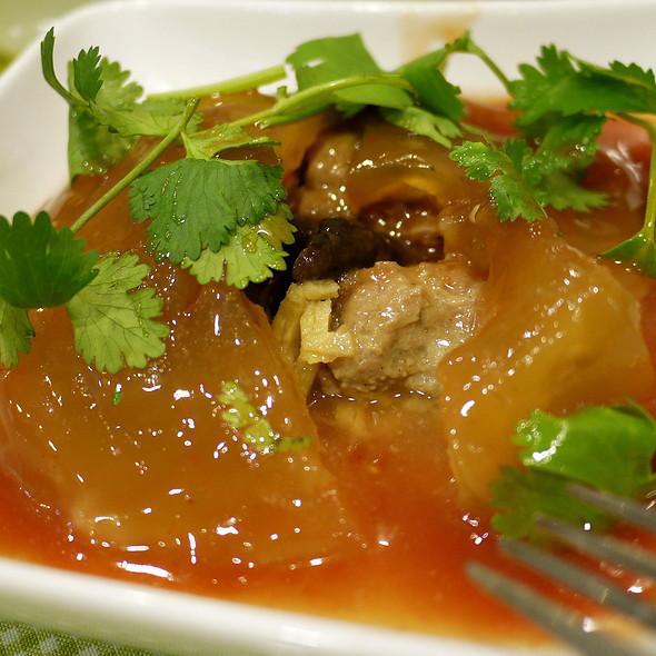 Taiwanese Chewy Meat Dumpling (Ba-Wan) @ Be Be Restaurant