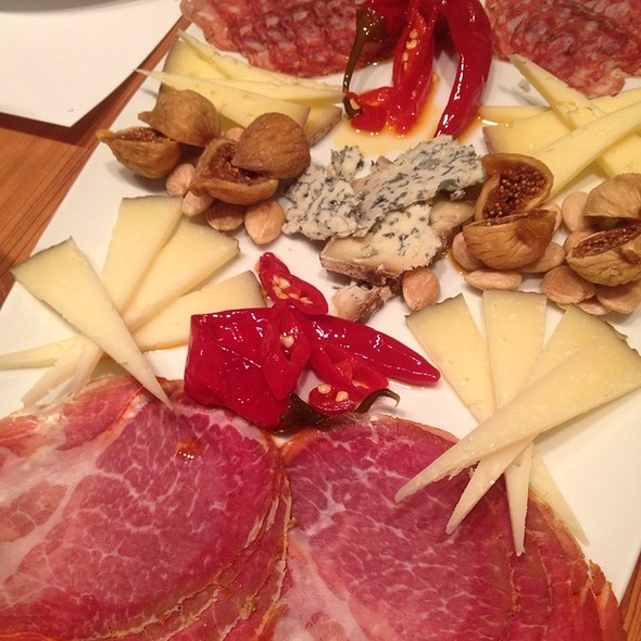 Charcuterie plate @ Bliss