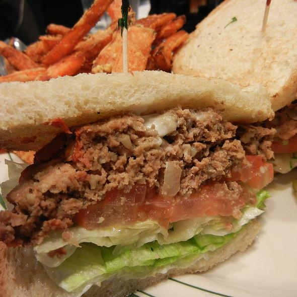 Meatloaf Sandwich @ Mel's Drive-In