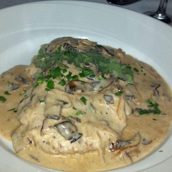 Veal Special  @ Evo Italian Restaurant