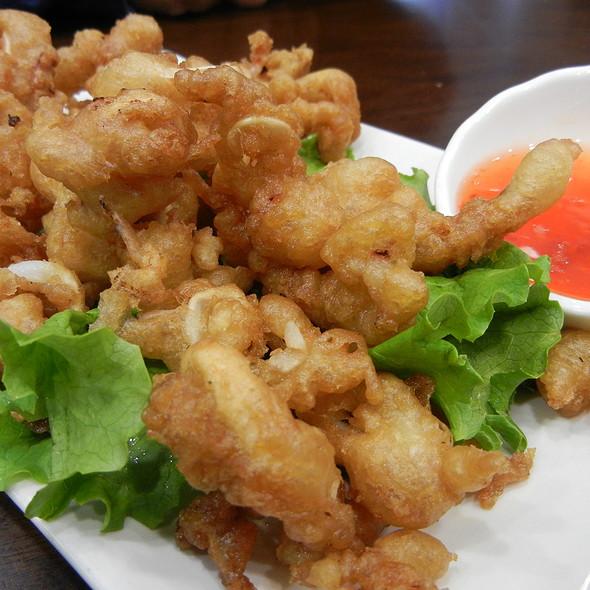 Fried Calamari @ Pho Garden