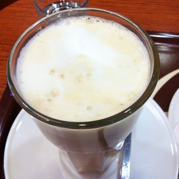 Cafe Latte @ McDonald's Restaurant & McCafé