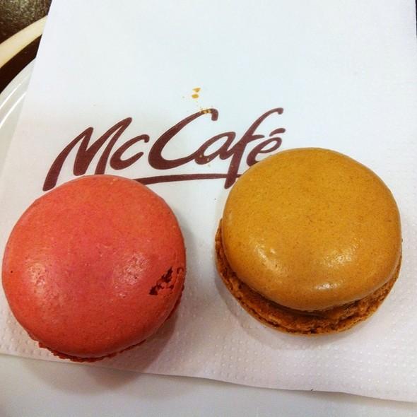 Macaroons @ McDonald's Restaurant & McCafé