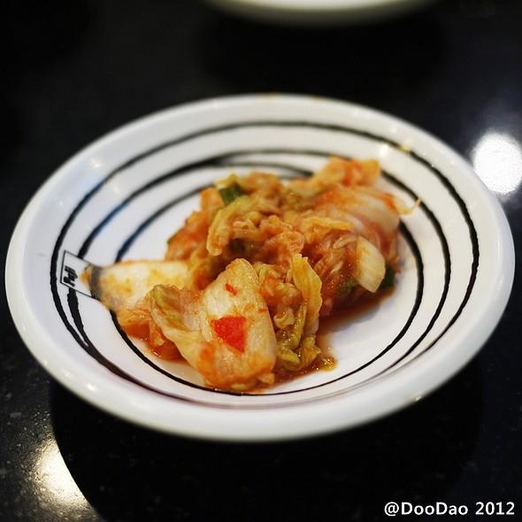 kimchi @ Fuji Restaurent
