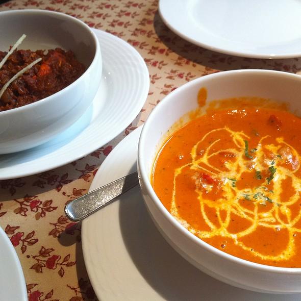 Butter Chicken Curry @ ナマステ 諏訪店