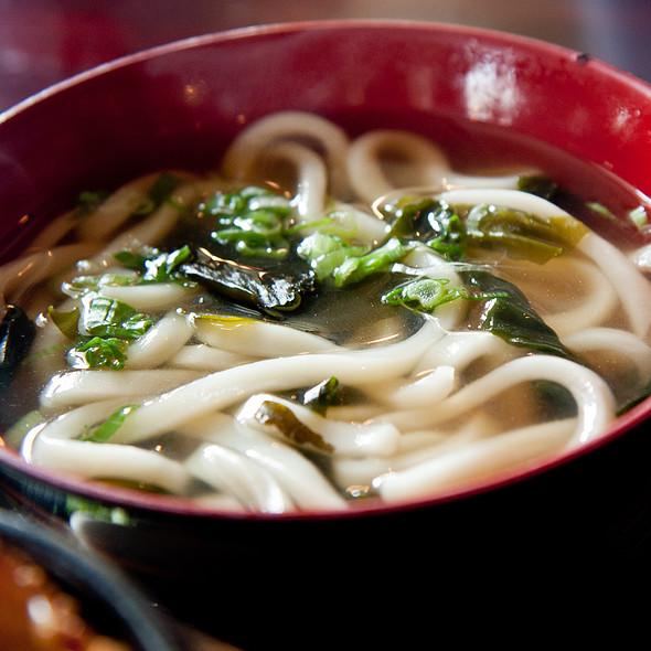 Mini Udon @ Dan Izakaya Restaurant