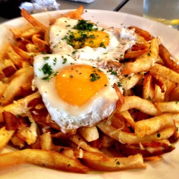 Disco Fries Ryan @ The Eatery