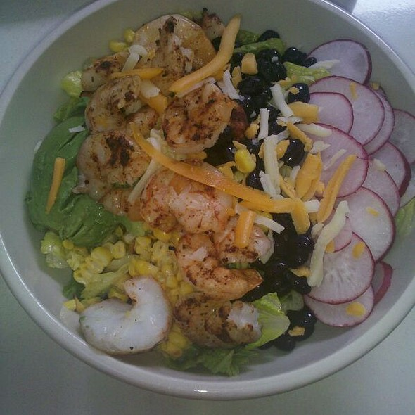 BPT Shrimp Cobb Salad @ Blue Plate