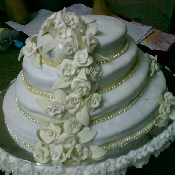 Red Velvet Cake @ Not Just Desserts