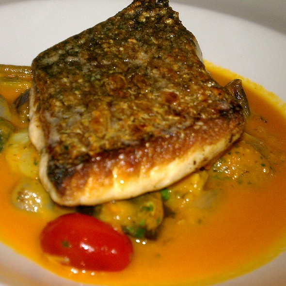 North American Silver Barramundi @ The Ranch Restaurant & Saloon