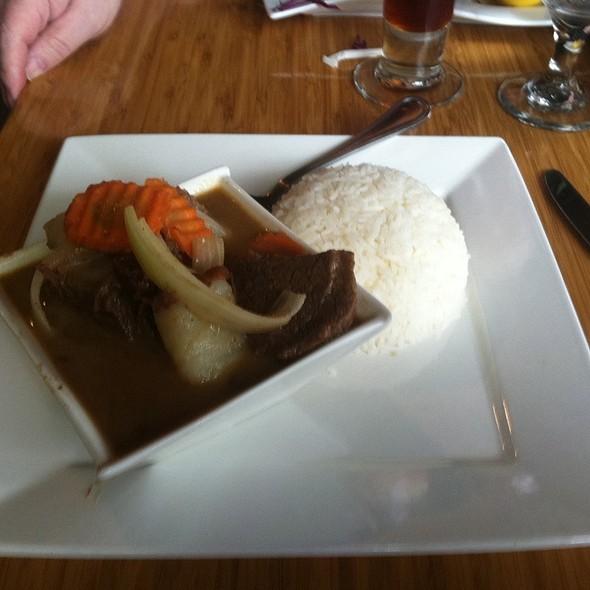 Beef Musaman