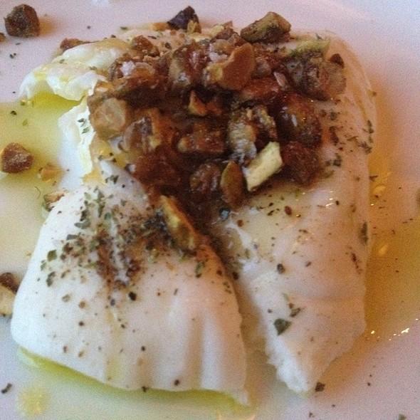 Burrata @ Dante Restaurant