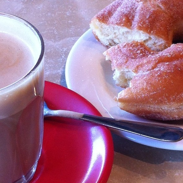 Latte And Ciambella @ Cavallini