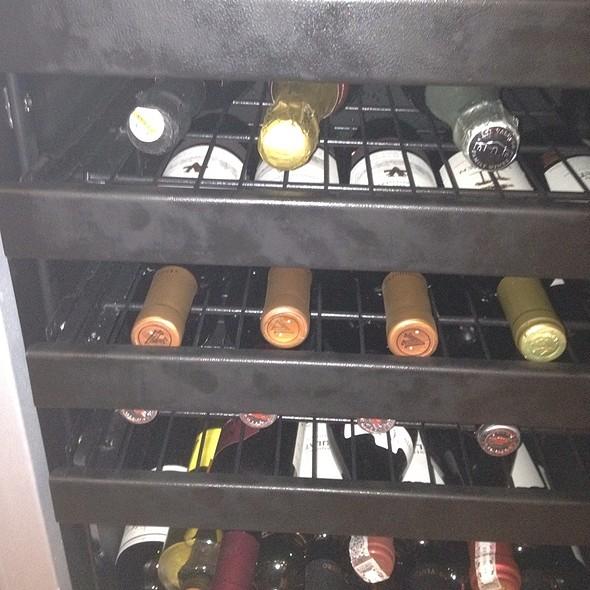 Escolhendo O Vinho