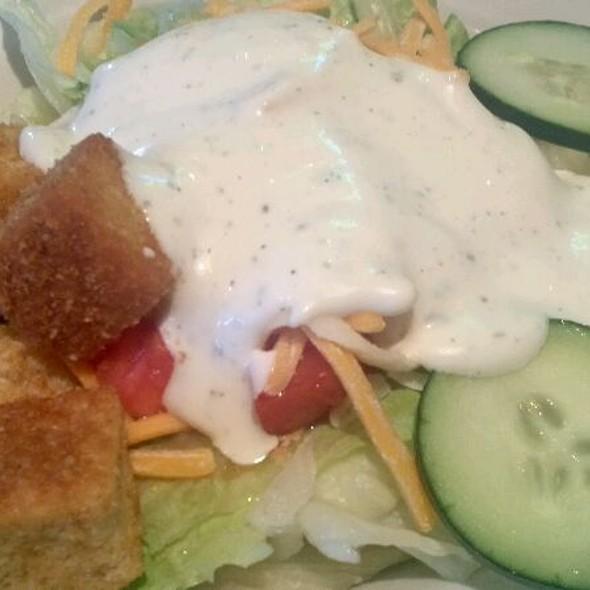 Side Salad @ Logan's Roadhouse