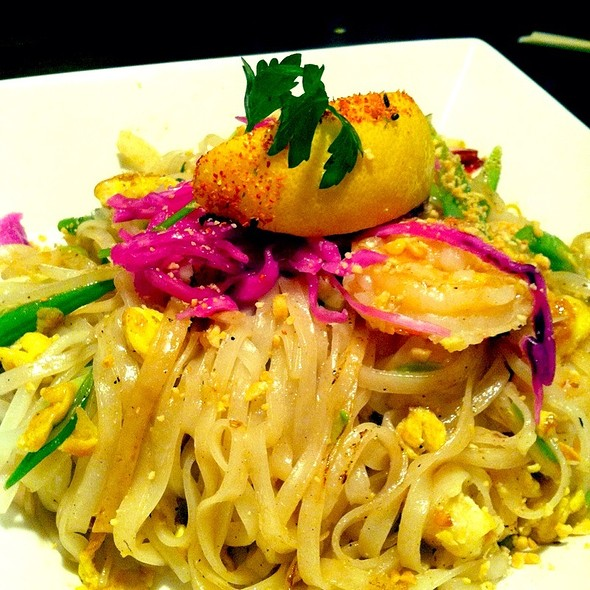 shrimp pad thai - Hanaro Restaurant and Lounge, Bethesda, MD