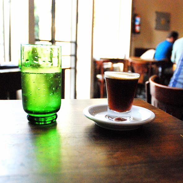 Cafe Freddo Iced Coffee @ Musetta Caffé