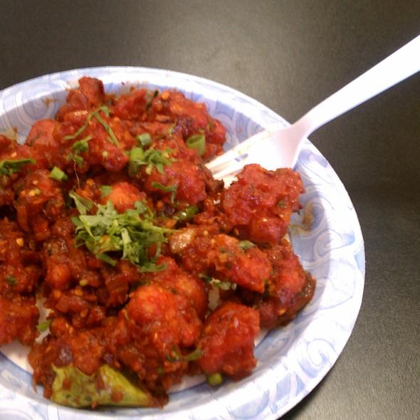 Gobi 65 @ NeeHee's Indian Vegetarian Street Food