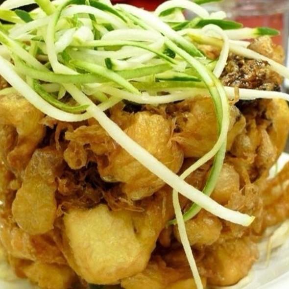 Tahu Telor @ Tambuah Mas Indonesian Restaurant (Paragon)