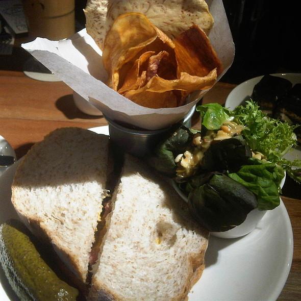 Ox Tongue Sandwich @ Journal by Plan b