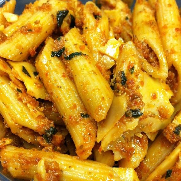 Penne Pasta Salad @ Zanotto's Family Market