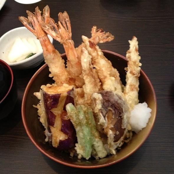 炸蝦穴子丼 @ 北海道食堂 海鮮問屋