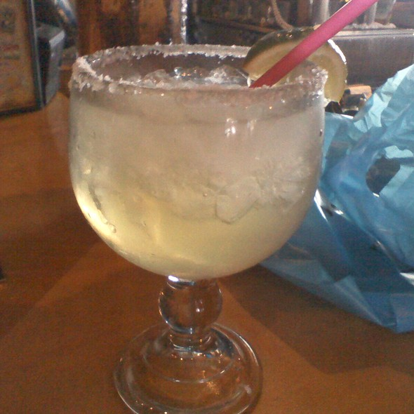 Margarita @ Fred's Mexican Cafe
