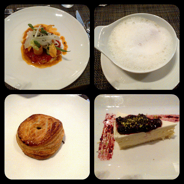 Fine Dining @ Restaurant 101