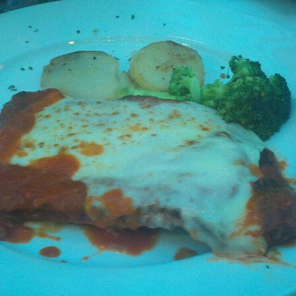 Chicken Parmagiana @ Perricone's Marketplace & Cafe