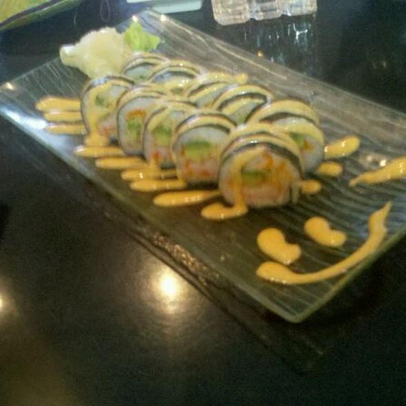 Spicy Crab Roll @ Bonsai