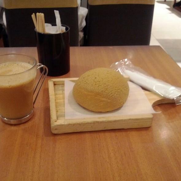 Pappa Roti Bun @ Pappa Roti Cafe