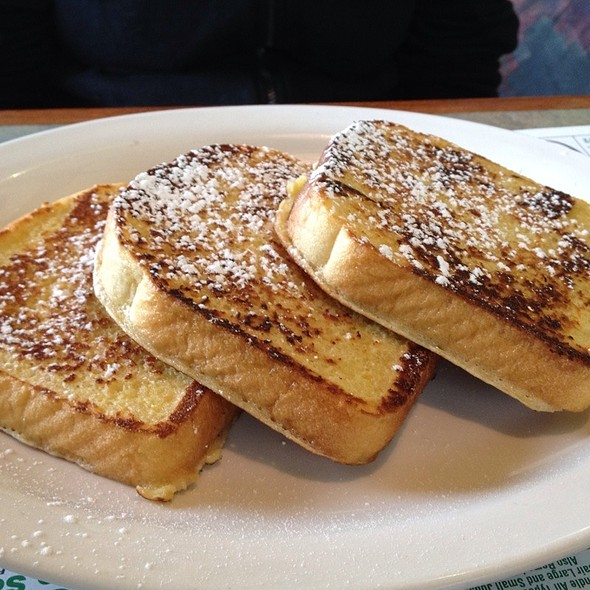 French Toast @ Broadway Cafe