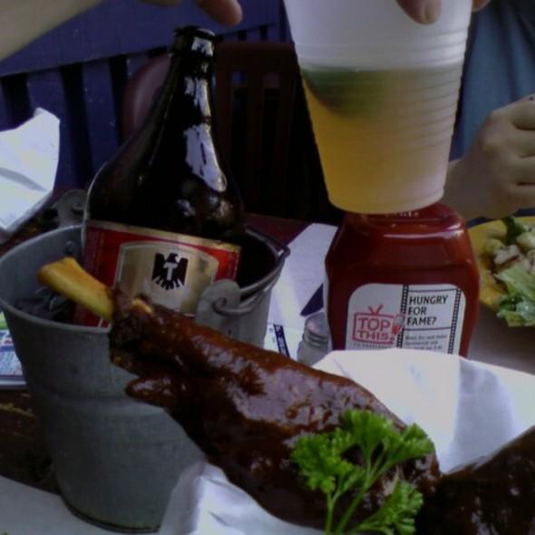 Pork Boners - Dick's Last Resort - San Diego -  Permanently Closed, San Diego, CA