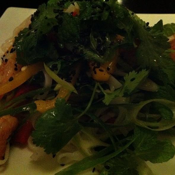 Shrimp And Noodle Salad @ Chow