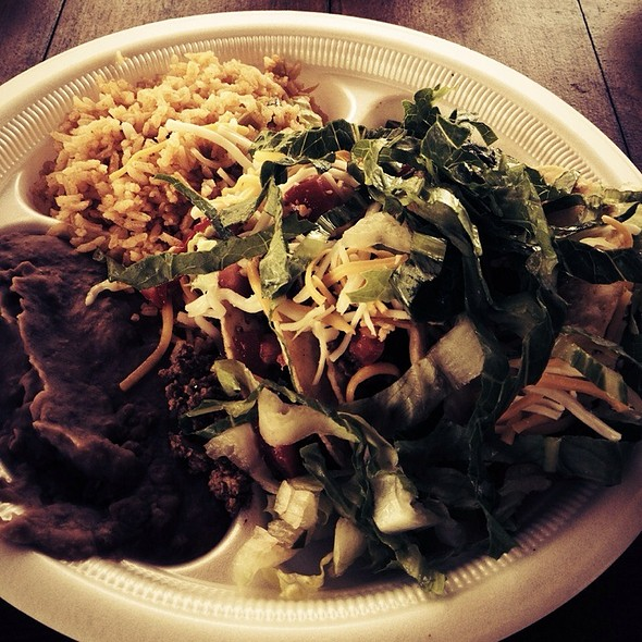 3 Taco Plate  @ Bullritos