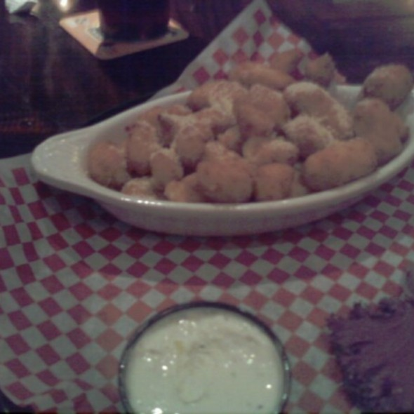 Cheese Curds @ Big Dog's Draft House