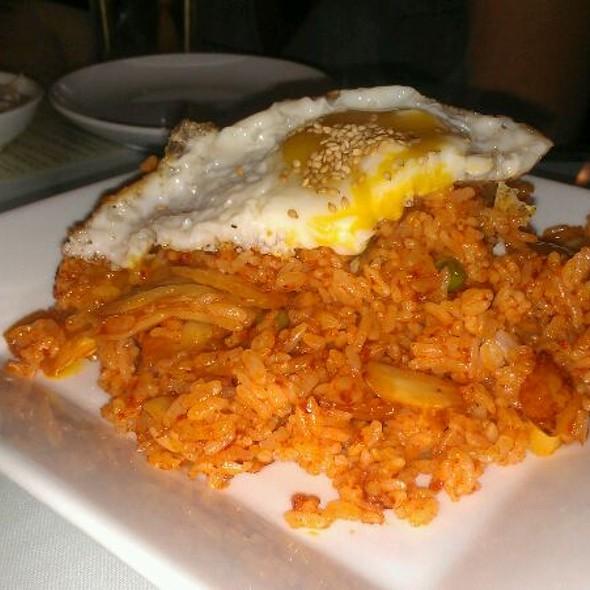 Kimchi Fried Rice @ Manna