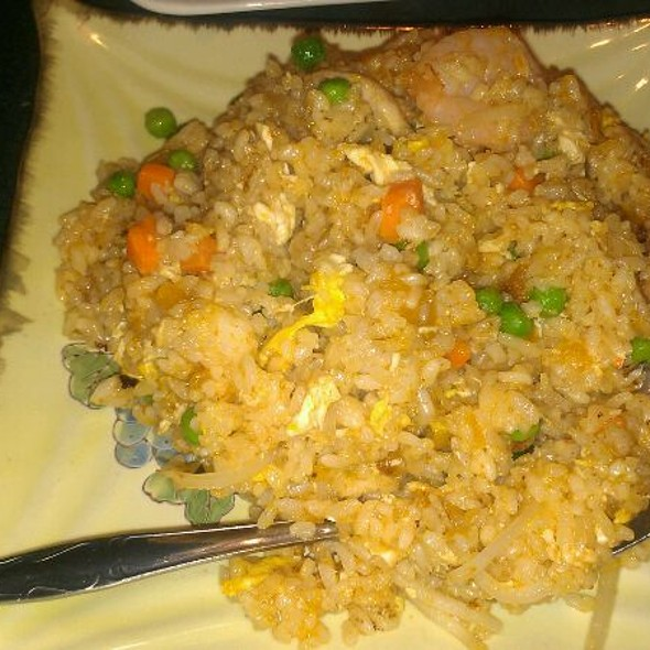 Thai Fried Rice @ Banana Island