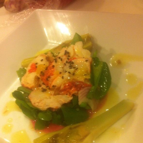 Lobster Salad @ Rue Saint Jacques Restaurant