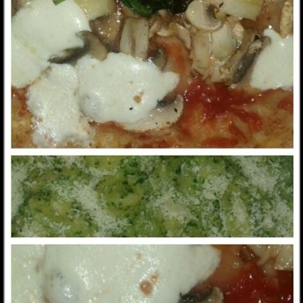 Pizza and Gnocchi @ Olio Pizza e Più