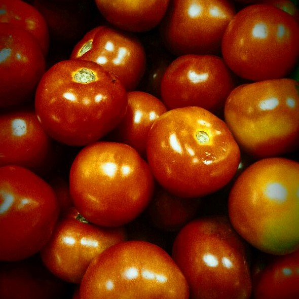 Tomates @ Supermecado Zona Sul