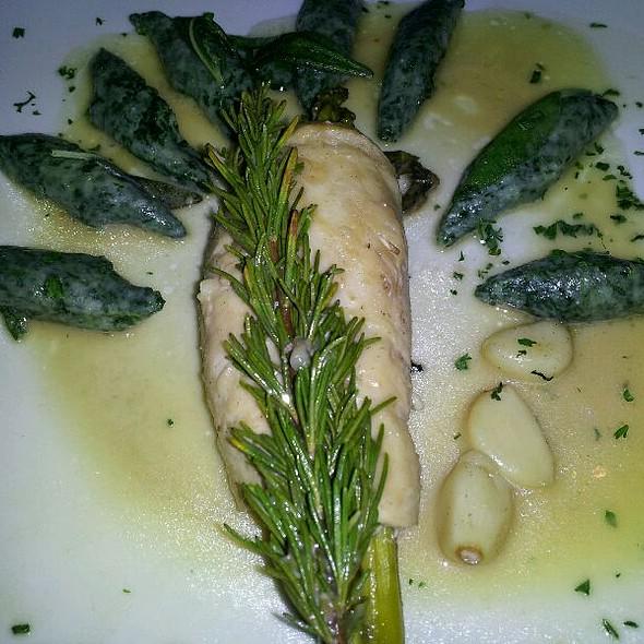 Chicken Wrapped Asparagus  - Grissini Ristorante Italiano, Agoura Hills, CA